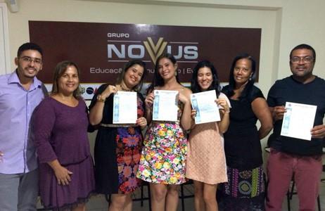 Cerimônia de entrega de Certificados – Especialização em Educação Inclusiva