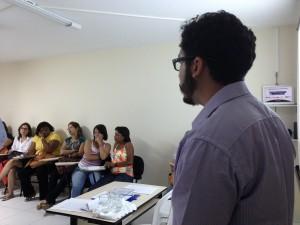 Reunião Mestrado em Educação T06