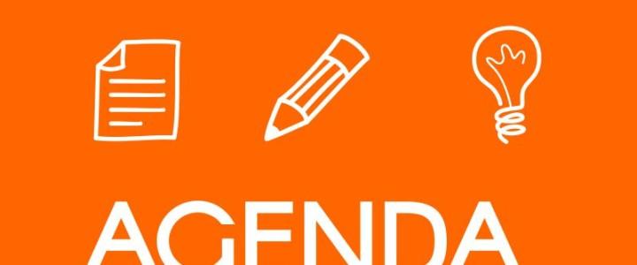 Agenda de Cursos 2018