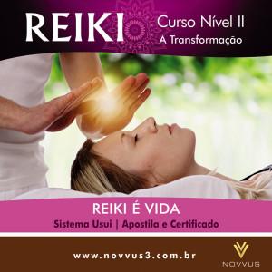 Curso de Reiki Novvus3 Educação