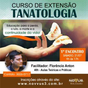 Curso de Extensão em Tanatologia 2018