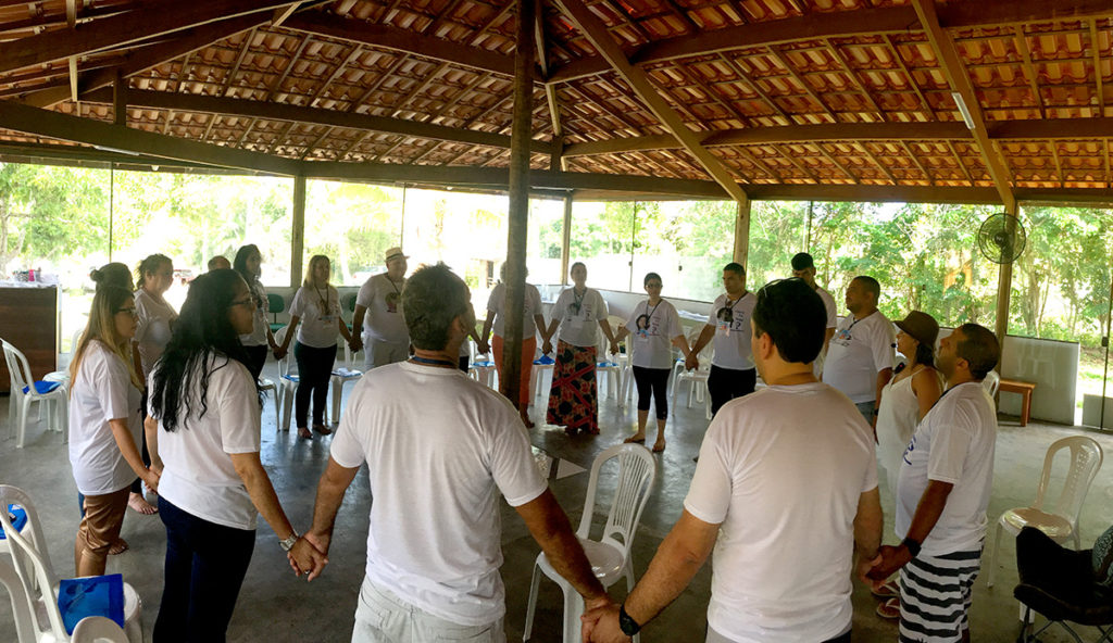Workshop Caminhos para Multiplicação 2018